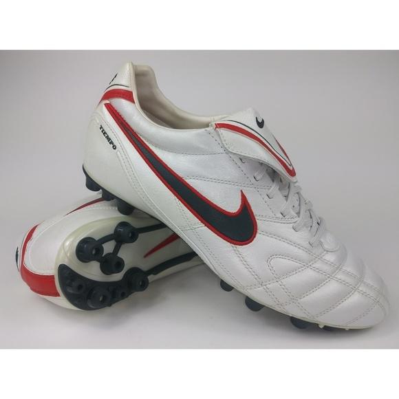 70b4f0dc6 Nike Shoes | Rare 2010 Tiempo Mystic Iii Ag Soccer Cleats | Poshmark
